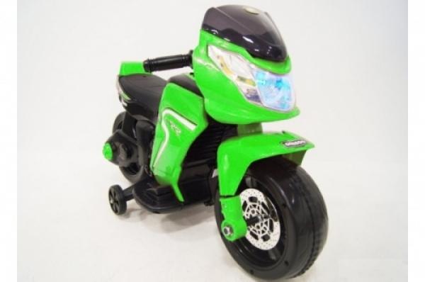 O888OO Детский электромотоцикл RiverToys Moto