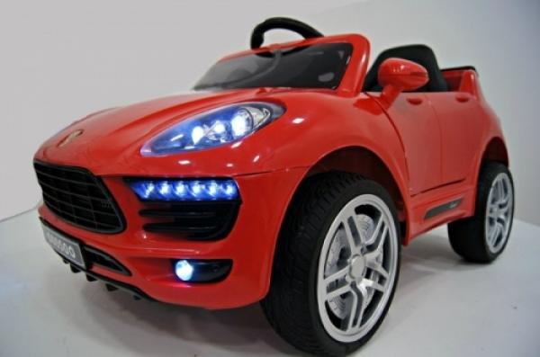 O005OO Детский электромобиль RiverToys Porsche Macan