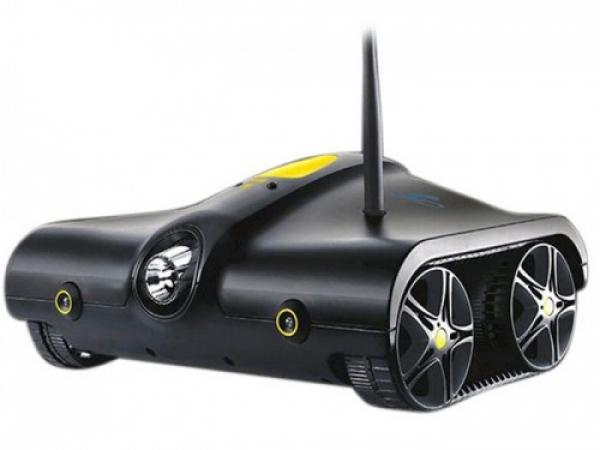 WT001 VS Tank Rover Wi-Fi с FPV и режимом ночного видения
