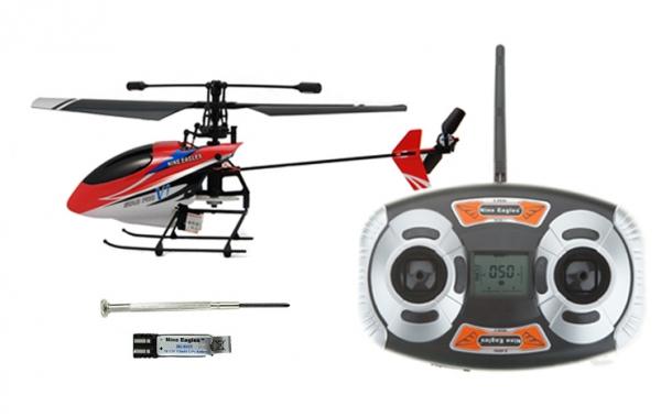 NE30226024215(260A) Nine Eagles Solo Pro V1 классический вертолет
