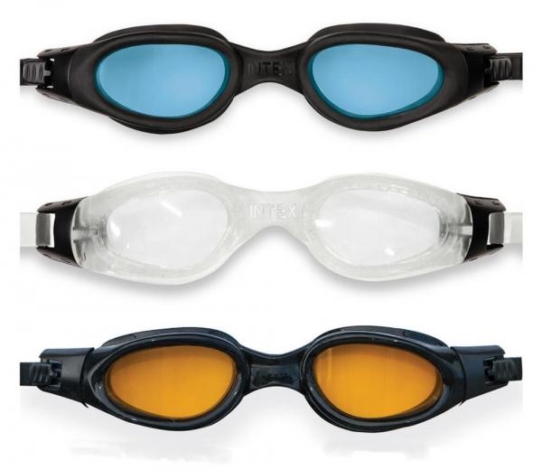 "55692 Очки для плавания ""Pro Master"", 3 цвета, от 14 лет"