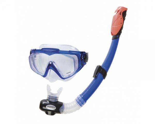 """55962 Комплект для плавания """"Silicone Aqua Pro Swim"""" от 14 лет"""