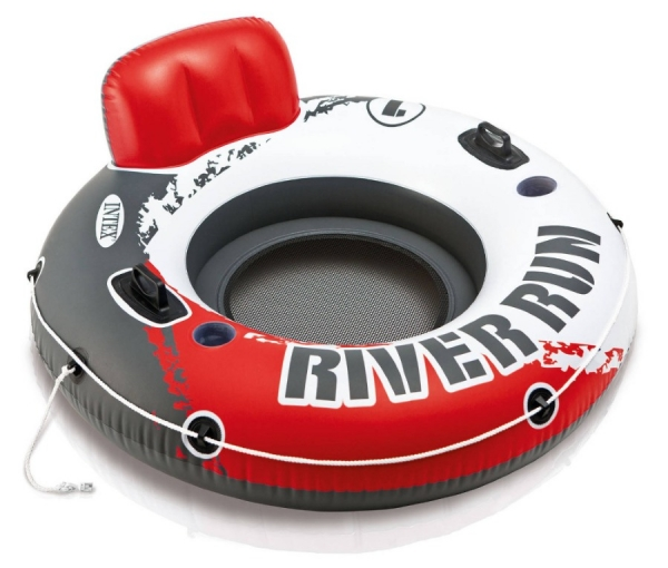 56825 Надувной круг RED RIVER RUN 1 с ручками, 135 см