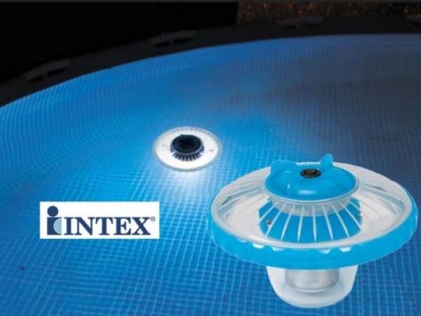28690 Плавающая светодиодная подсветка для бассейнов INTEX
