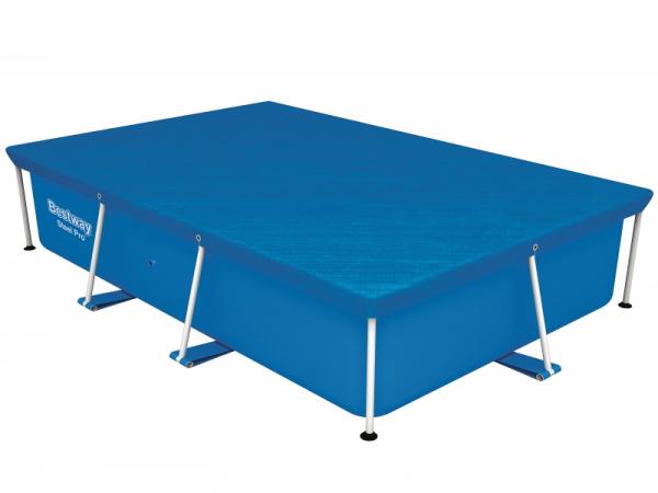 58106 Чехол для каркасных бассейнов 300*201*66 см Bestway
