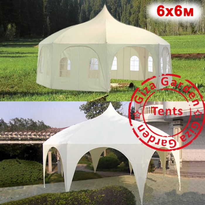 Шатер Пагода Giza Garden 6x6м