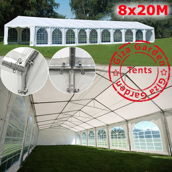 Шатер павильон Giza Garden 8x20м