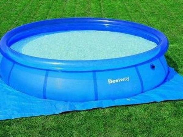 58002 BW Настил 396х396см для бассейнов BestWay