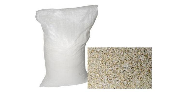 Песок кварцевый для песчаных фильтров