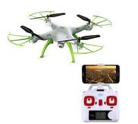X5HW Квадрокоптер с камерой FPV WiFi Syma с барометром