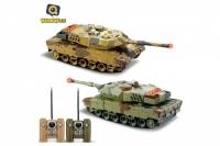 HQ558 Танковый бой Huan Qi Abrams vs Abrams