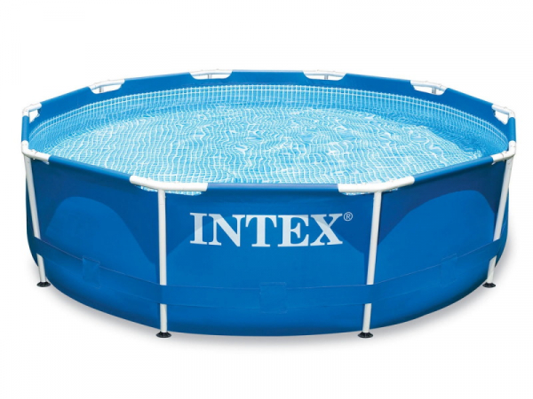 28200 Бассейн 305х76 см без фильтр-насоса (INTEX)