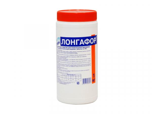 X00030 Препарат «ЛОНГАФОР», медленнорастворимые таблетки 20г упаковка 1кг