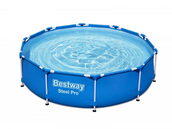 56677 Bestway, Каркасный бассейн Steel Pro 305х76см