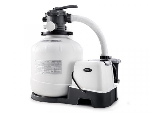 26680 Хлоргенератор (система морской воды) с песч. фил.-нас. 10.0м3/ч, резервуар для песка 55кг