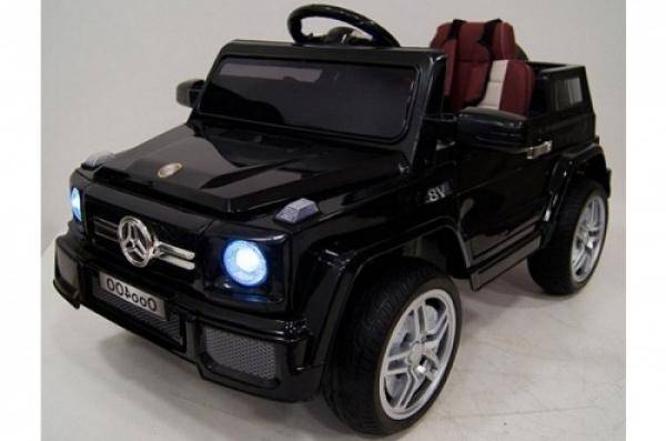 O004OO Детский электромобиль Mercedes Gelandewagen