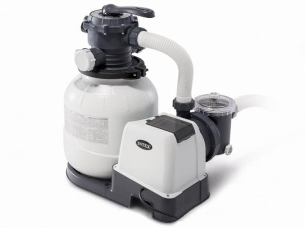 26648/28648 Насос-фильтр песочный для бассейнов 8000л/ч