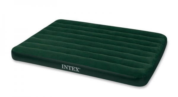 66968 Надувной матрас Prestige Downy Bed, 137х191х22см насос на батарейках