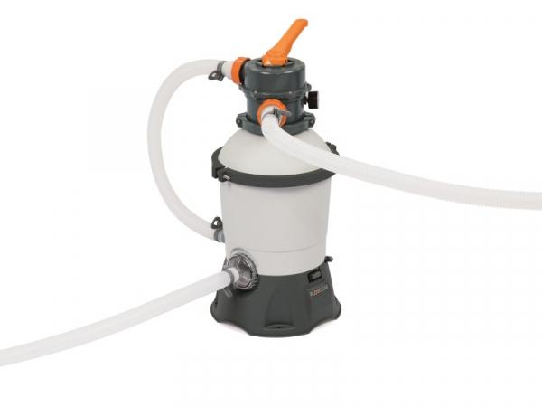 58515 Насос-фильтр песочный для бассейнов 2006 л/ч