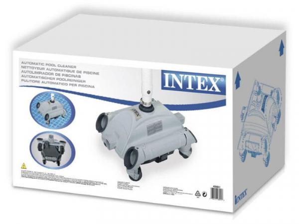 28001 Автоматический пылесос для бассейна. Intex-28001