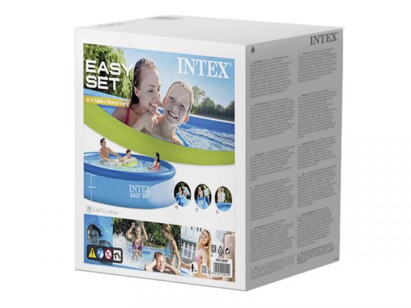 28132 Бассейн Easy Set 366x76 см с фильтр-насосом