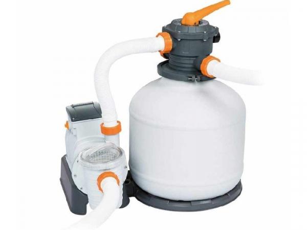 58495 Насос-фильтр песочный для бассейнов 3785 л/ч