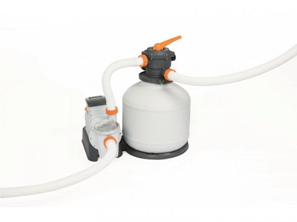 58486 Насос-фильтр песочный для бассейнов 9841 л/ч