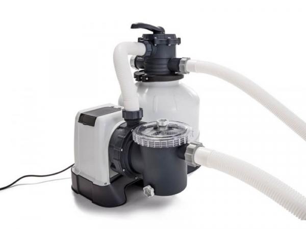 26646/28646 Насос-фильтр песочный для бассейнов 6000л/ч