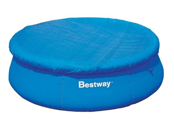 58035 BW Крышка для бассейна 4,57см FastSet BestWay