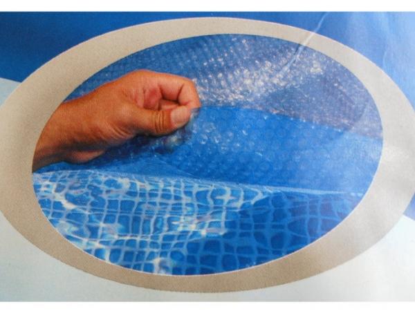 58172 BW Покрывало Solar для каркасных бассейнов 457см (d440см) BestWay