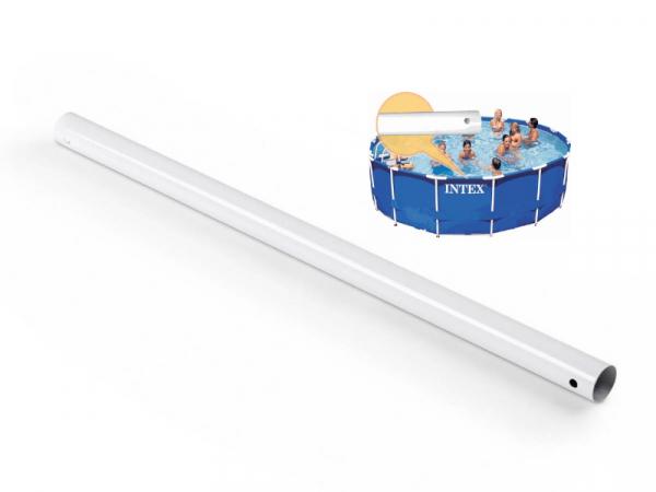 10414 Горизонтальная труба каркаса для бассейнов 457-549-732см