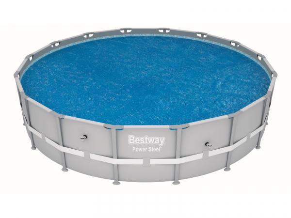 58253 Чехол для каркасных бассейнов 488см (d470cm) Bestway