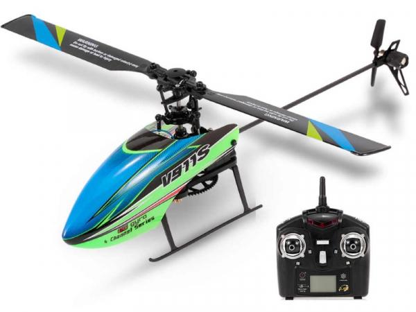 Вертолет WLToys V911S Copter 2.4G