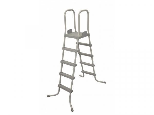 58337/58160 BW Лестница 132см с площадкой BestWay