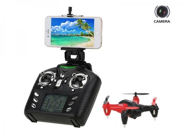Радиоуправляемый квадрокоптер WL toys Q242-K с камерой WIFI FPV