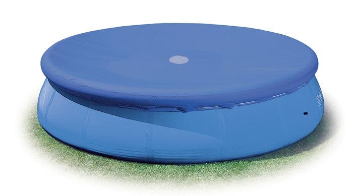 28020 Intex Тент-крышка 244см для круглого надувного бассейна