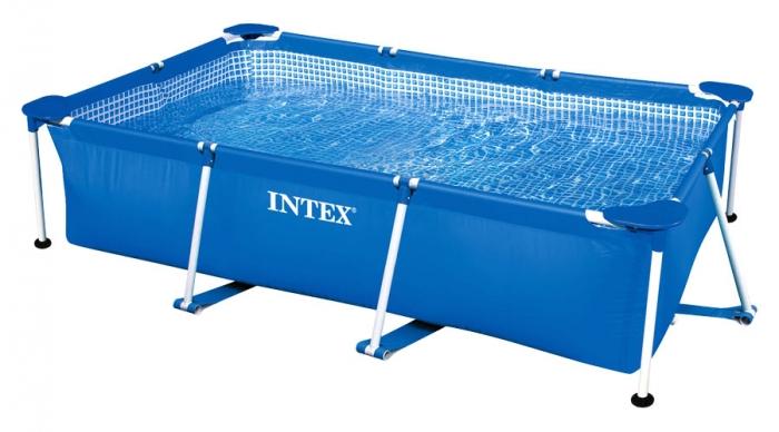 Прямоугольный каркасный бассейн, 300х200х75см, 28272 Intex (INTEX)