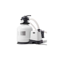 26676/28676 Песочный фильтр с хлорогенератором на 6 м3/ч INTEX
