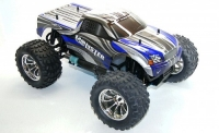 94188-25188-3 Внедорожник с ДВС HSP 4WD Nitro Off Road Monster Truck