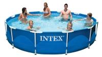Сборный (каркасный) бассейн 366х76 см без фильтр-насоса, 28210 (INTEX)